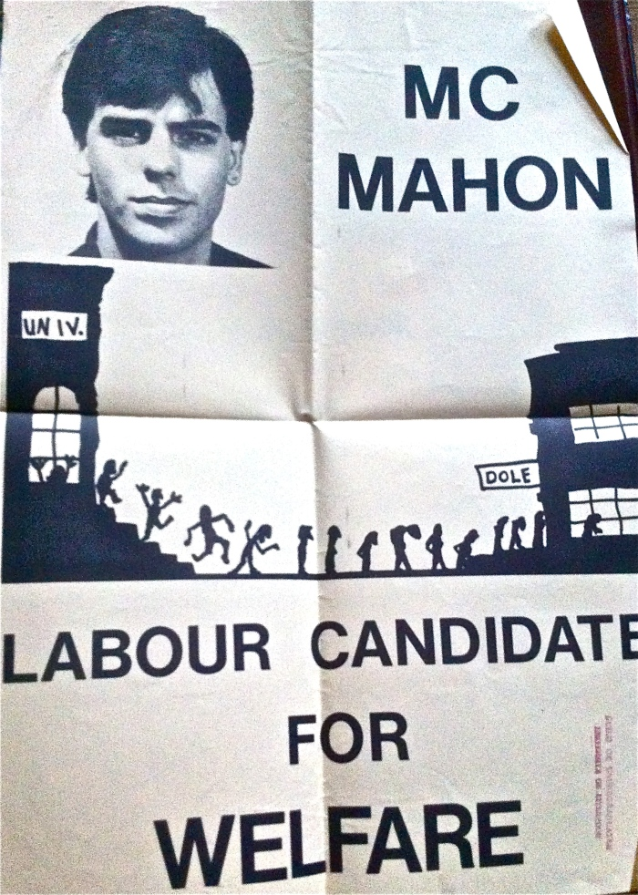 Running for Labour in 1982