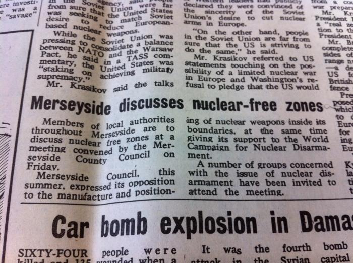 Merseyside goes nuclear free!