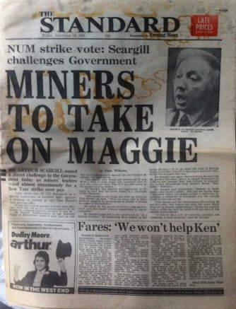 Miners and Maggie