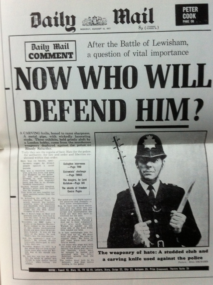 Battle of Lewisham