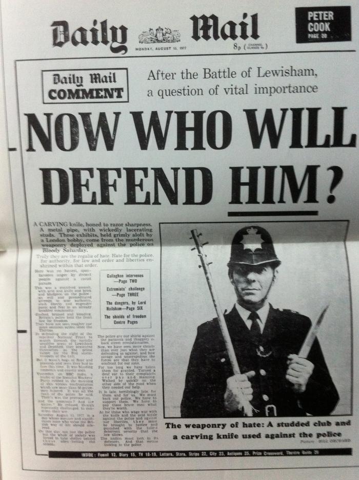 Battle of Lewisham