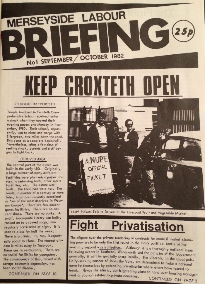 Croxteth Comprehensive